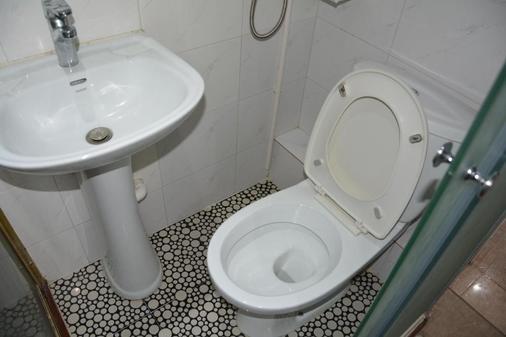 欣林宾馆 - 香港 - 浴室