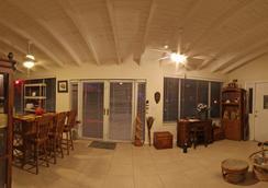 湖岛小屋酒店 - 基拉戈 - 餐馆
