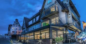 迪柯奇斯瑞公寓酒店 - 德哈恩 - 建筑