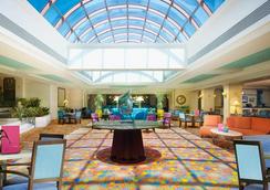 亚特兰蒂斯珊瑚酒店 - 拿骚 - 大厅