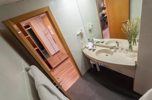 克莱默酒店 - 巴伦西亚 - 浴室