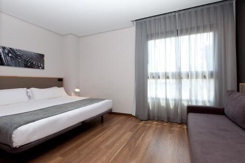 克莱默酒店 - 巴伦西亚 - 睡房