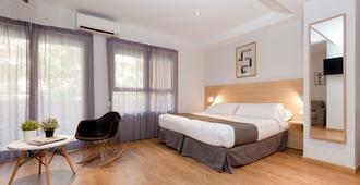 科学旅馆 - 巴伦西亚 - 睡房