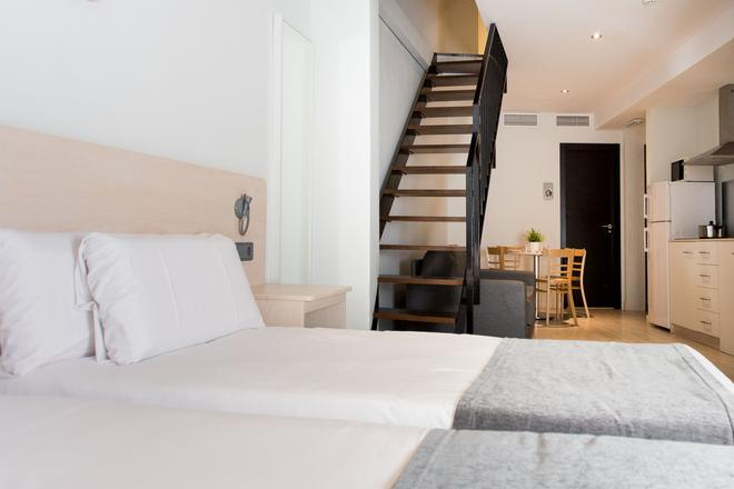 罗莱里托酒店 - 巴伦西亚 - 睡房