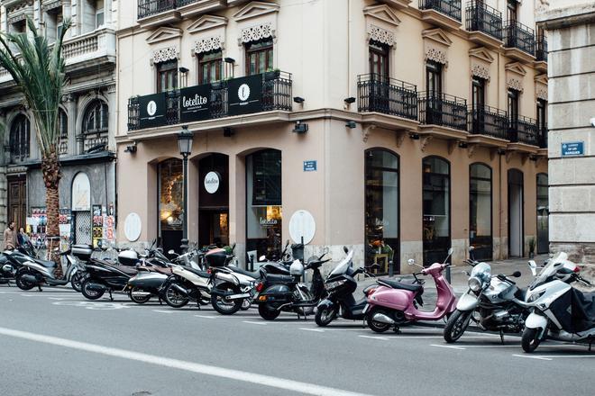 罗莱里托酒店 - 巴伦西亚 - 建筑