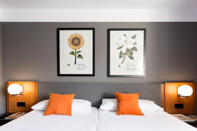 马尔科姆和巴瑞特酒店 - 巴伦西亚 - 睡房