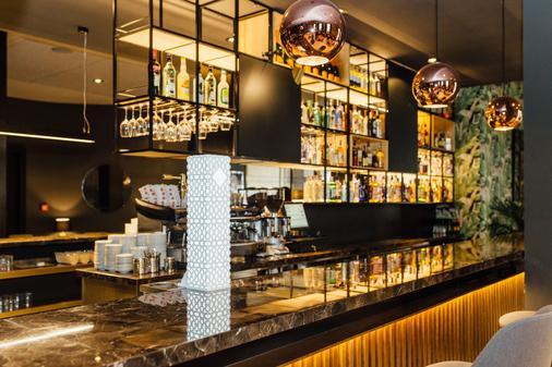 马尔科姆和巴瑞特酒店 - 巴伦西亚 - 酒吧