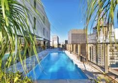 保利斯塔行政全美酒店 - 圣保罗 - 游泳池