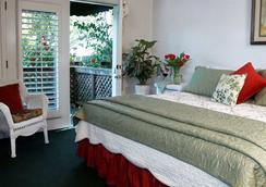 比兹利之家住宿加早餐旅馆 - 纳帕 - 睡房