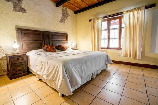 露西亚教堂酒店 - 安地瓜 - 睡房