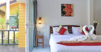 柠檬树度假酒店 - 普吉岛 - 睡房