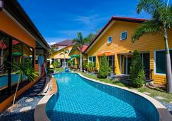 柠檬树度假酒店 - 普吉岛 - 游泳池