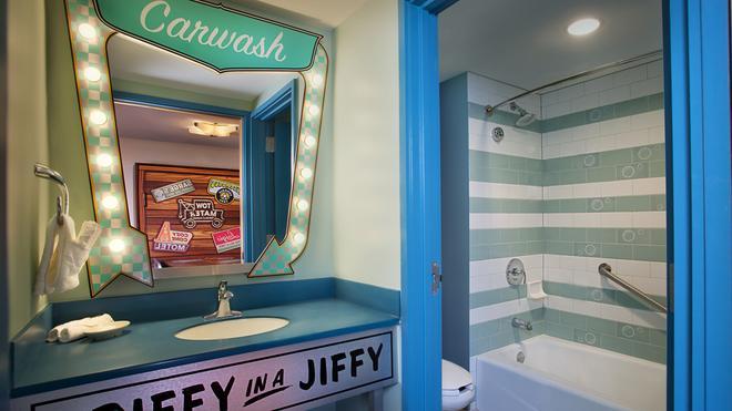 迪士尼动画艺术度假村 - 博伟湖 - 浴室