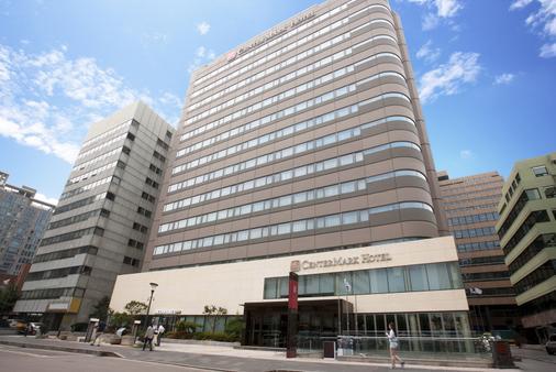 首尔中心马克酒店 - 首尔 - 建筑