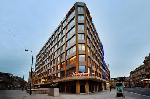 纽卡斯尔希尔顿汉普顿酒店 - 泰恩河畔纽卡斯尔 - 建筑