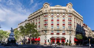 巴塞罗那皇宫酒店 - 巴塞罗那 - 建筑