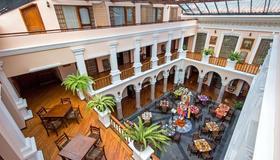 安达卢斯露台酒店 - 基多 - 建筑