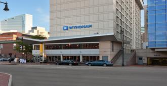 温德姆波士顿笔架山酒店 - 波士顿 - 建筑