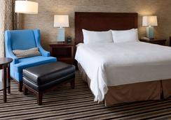 温德姆波士顿笔架山酒店 - 波士顿 - 睡房