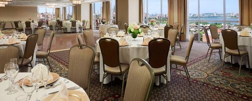 温德姆波士顿笔架山酒店 - 波士顿 - 宴会厅