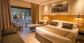 帕塔哥尼卡民宿卡斯卡塔尔酒店 - Don - 圣卡洛斯-德巴里洛切 - 睡房