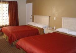 阿比斯阿纳海姆旅馆(迪士尼乐园对面) - 安纳海姆 - 睡房