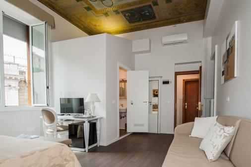 热那亚自由酒店 - 热那亚 - 睡房