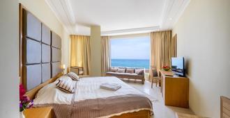 贝拉祖尔特拉所简易别墅酒店 - Hammamet - 睡房