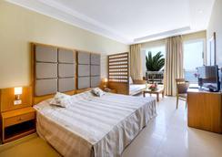 Hotel Bel Azur Thalasso & Bungalows - Hammamet - 睡房
