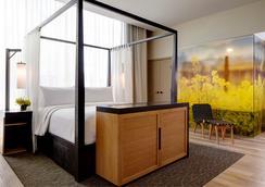 纳帕弓箭酒店 - 纳帕 - 睡房