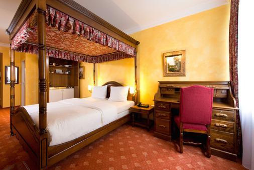 头等国王酒店 - 慕尼黑 - 睡房