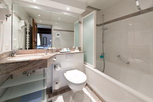 头等国王酒店 - 慕尼黑 - 浴室