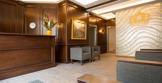 国王城市酒店 - 慕尼黑 - 柜台