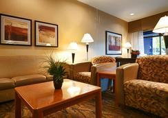贝斯特韦斯特罗雅酒店 - 西雅图 - 大厅