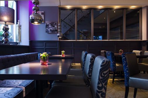 阿姆斯特丹城堡酒店 - 阿姆斯特丹 - 餐馆