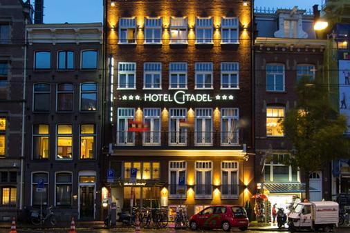 阿姆斯特丹城堡酒店 - 阿姆斯特丹 - 建筑