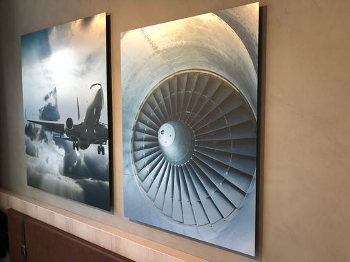 皮洛蒂机场酒店 - 万塔 - 客房设施