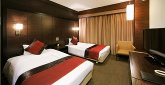 东京四谷永安国际高级酒店 - 东京 - 睡房