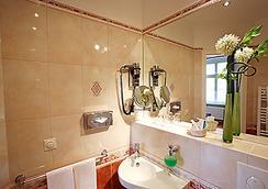 花园生活精品酒店 - 柏林 - 浴室