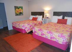 科纳凯汽车旅馆 - 萨尼贝尔岛 - 睡房
