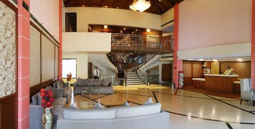 迪伊商标酒店度假村 - 新德里 - 大厅