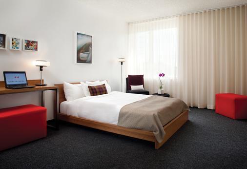 Lax海关美好生活精品酒店 - 洛杉矶 - 睡房