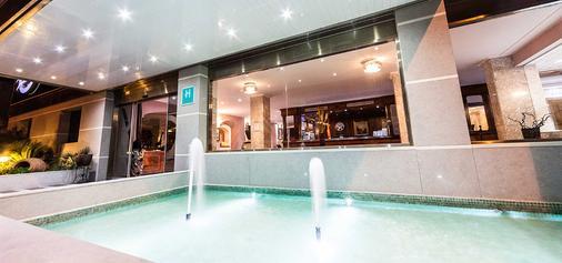 托雷阿祖Spa酒店 - 仅限成年人 - 埃尔阿雷纳尔 - 柜台