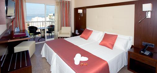 托雷阿祖尔酒店 - 埃尔阿雷纳尔 - 睡房