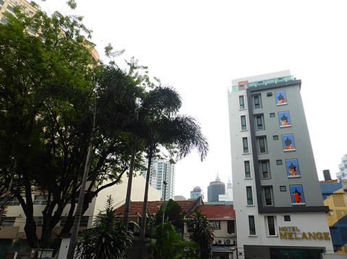 梅兰基精品酒店 - 吉隆坡 - 建筑