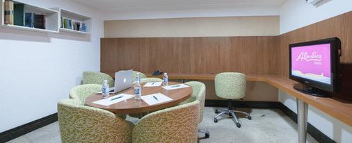 福塔莱萨品质酒店 - 福塔莱萨 - 商务中心