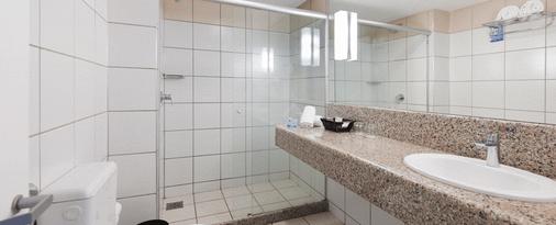 福塔莱萨品质酒店 - 福塔莱萨 - 浴室