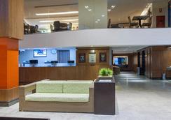 福塔莱萨品质酒店 - 福塔莱萨 - 大厅