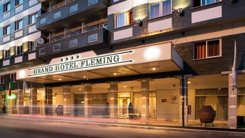 弗莱明大酒店 - 罗马 - 建筑
