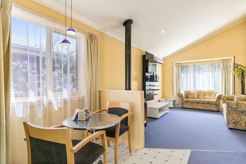 双别墅酒店 - Phillip Island - 客厅